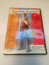 Napoleon Dynamite (DVD, 2005) comedy film,  region 2 uk dvd