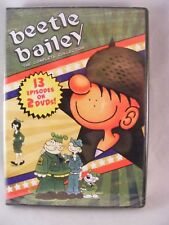 Beetle Bailey Complete Collection 13 Episodes 2 DVD New