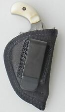 "Inside Pants Holster (IWB) for NORTH AMERICAN ARMS 22 LR & 22 MAG 1 1/8""  BARREL"
