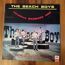 The Beach Boys - The Beach boys introduce Barbara Ann - Original Capitol