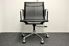 ICF STAMPED CHARLES EAMES MESH aluminum group FOR HERMAN MILLER OFFICE CHAIR