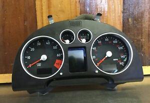 Audi TT 2000-02 • Speedometer / Instrument Gauge Cluster. Good LCD!       G2252