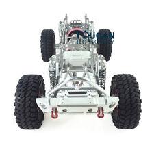 US Stock 455MM RC Model Cars 1/10 AXIAL D90 Rock Crawler Chassis Aluminium Alloy