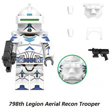 STARWARS MINIFIGURE CLONE 798th LÉGION AERIAL RECON TROOPER CUSTOM