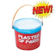 Plaster of Paris Casting moulding Powder For Craft 1kg Tub