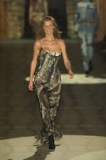 Roberto Cavalli Runway/Editorial Dress Fall/Winter 2001 Size Medium