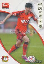 Topps Bundesliga Chrome 14/15 127 - Heung-Min Son