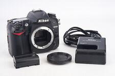 Nikon D7000 16.2MP Digital SLR Camera Body with Battery Charger & Cap V12
