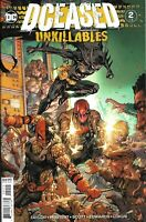 2020 DC Comics DCEASED: UNKILLABLES  #2 of 3 Mini Series 1st Print