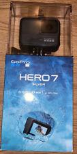 GoPro HERO7 2 inch 4K Waterproof Action Camera - Silver (CHDHC-601)
