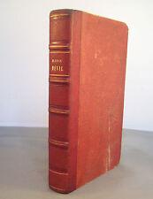 RECUEIL DE LA SOCIETE DES TRAITES RELIGIEUX / 1843 1844 / REL. 1/2 CUIR