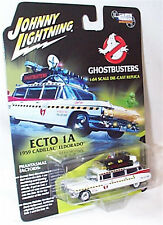 Ghostbusters Ecto-1A Diecast Collectable 1:64 Car Cadillac 1959 NEW JLSS004