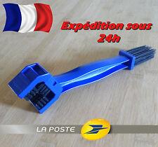 Brosse Chaine / MOTO QUAD SCOOTER Cadena limpieza herramienta Spazzola Pulisci