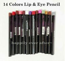 14 Colors Kleancolor Lip & Eye Pencil Set - Assorted 14 colors for Eyes & Lips