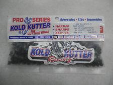 "New Kold Kutter 3/8"" Ice Racing Screws - 250 Pack"