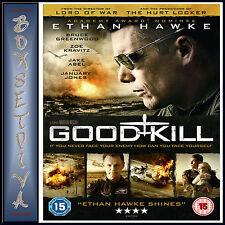 GOOD KILL - Ethan Hawke  **BRAND NEW DVD**