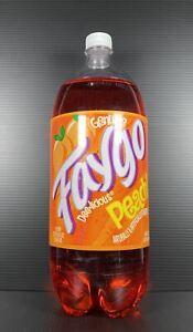 Faygo Peach