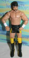 WWE Hideo Itami Mattel Basic Wrestling Action Figure Series NXT Takeover KENTA
