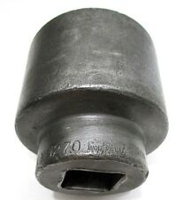 """Armstrong 2-3/16"""" Hand Socket 1"""" Drive Xx-1270 12-Point Made In Usa"""