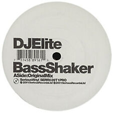 DJ Elite - Bass Shaker - Serious - 2002 #73029