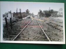 PHOTO  RAILWAY LINE AT LEWISHAM ROAD