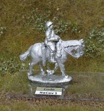 EWM ItaCav01 1/76 Diecast WWII Italian Cavalryman Mounted with Hands on Reins