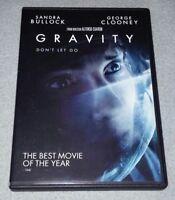 Gravity (DVD, 2013)