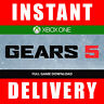 Gears 5 Xbox One - Gears of War 5 (Full Game Download) [US] - Fast Dispatch 24/7
