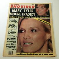VTG National Enquirer Magazine: November 4 1980 - Mary Tyler Moore / Lana Turner