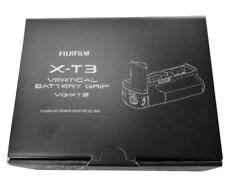 DHL SHIP // New Boxed Fujifilm VG-XT3 Vertical Battery Grip For X-T3 Camera
