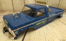 Blue Body BIGFOOT Classic For 1/10 RC Monster Truck Traxxas Stampede