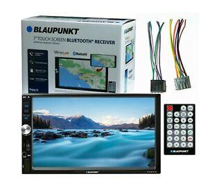 "Blaupunkt ATLANTA 740 Digital 7"" Touch Screen LCD Receiver w/ Bluetooth"
