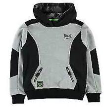 Everlast Premium OTH Hoody Junior Boys Grey Size 11-12 Years BNWT