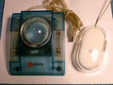 Macally Vintage iBall Trackball Mouse USB For Apple Macintosh