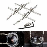 Pro Stainless Steel DSLR Camera Lens Repair Kit Spanner Wrench Open Tool Grace