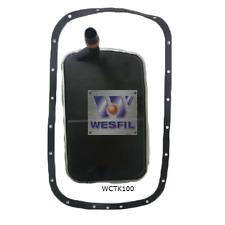WESFIL HOLDEN STATESMAN 06-ON' 5L60E WM-V6/3.6L TRANSMISSION FILTER