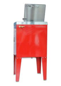 T4W Pneumatic spray gun washer washing cleaning machine solvent waterborne 2pc.