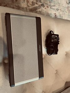 Bose SoundLink III Bluetooth Portable Speaker - With Charger and Case