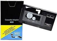 *Open Box* Motorized VHS-C Cassette Adapter JVC C-P7U CP6BKU C-P6U PV-P1 VCA115