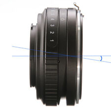 Tilt Adapter Ring Fr Nikon AI F Mount Lens to Sony E A7 A7R A7S II III NEX6/5/7