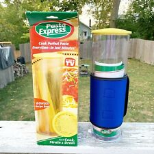Pasta Express Cooks Pasta On The Countertop As Seen on TV Tristar Products *203