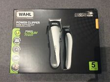 Wahl Power Clipping Hair Cutting Kit (79600-805)
