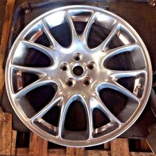 Genuine OEM Factory Ferrari 612 599 Challenge POLISHED 20x10 inch Rear WHEEL