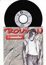 """7"""" Rouven - I Remember ----"""