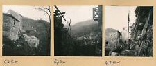 BONSON c. 1935 - 6 Photos Vues sur le Village Alpes-Maritimes - Pl 315