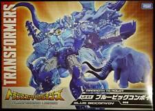 BLUE BIG CONVOY LG-EX TRANSFORMERS BEAST WARS MASTERPIECE TAKARA TOMY NEW FIGURE