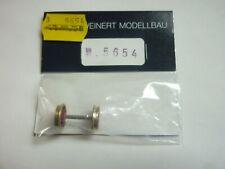 1 Meter Weinert 9318 brüniert 0,25mm Drahtstärke mit kleinen Ösen Kette