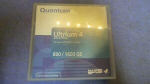 1 - Quantum MR-L4MQN-01 LTO 4 Ultrium 800 GB / 1.6 TB Data Cartridge NEW