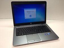 """HP EliteBook 840 G1 14"""" LED i5-4310U 2GHz 4GB/500GB Windows 7 Pro 3YR! NEW!"""