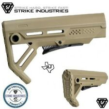 Strike Industries Viper FDE/BlackQD MOD-1 MSpec Compact QD minimalist Stock Mod1